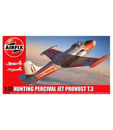Maqueta-Avion-Hunting-Percival-Jet-Provost-T3-Escala-1-72