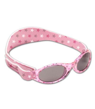 Oculos-de-sol-para-bebes-Dooky-BabyBanz-Rosa