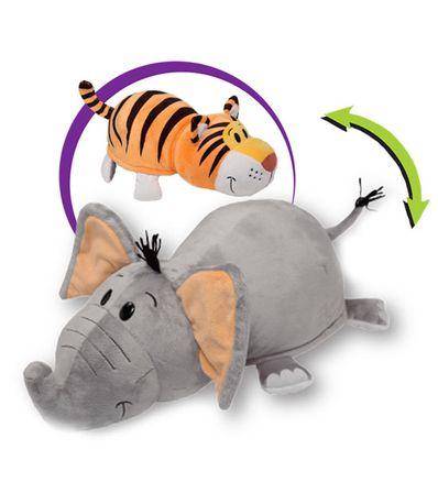 Flipazoo-Transformable-Elephant-Plush-Tiger