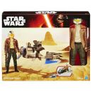 Star-Wars-E7-Figura---Vehiculo-Speeder-Bike