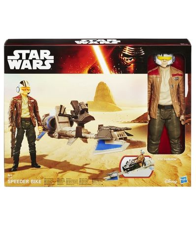 moto-speeder-Star-Wars-Figura-E7---Veiculo