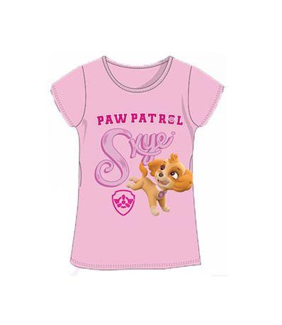 Patrulla-Canina-Girls-Camiseta-Skye-T8