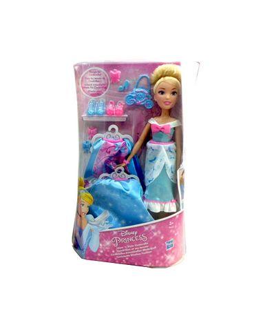Princess-Vestidos-Cinderela