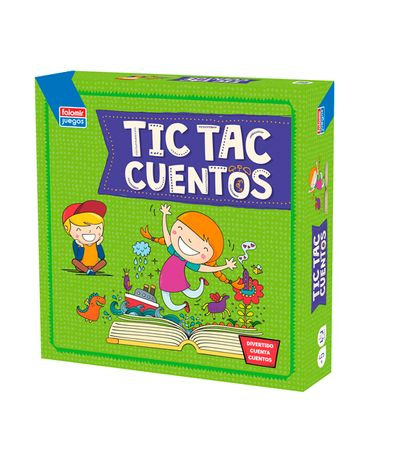 Tic-Tac-Cuentos