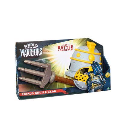 World-Of-guerreiros-Papel-Crixus