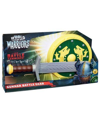World-Of-guerreiros-Papel-Gunnar