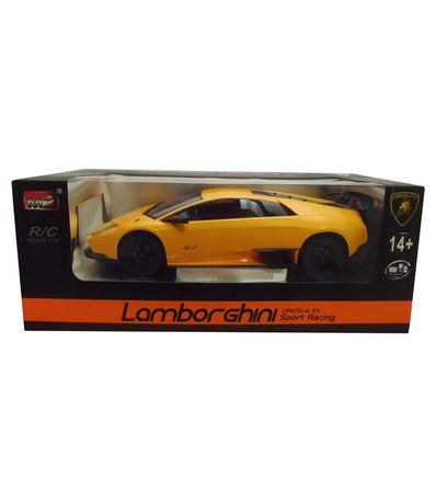 Coche-RC-Lamborghini-Naranja-Claro-Escala-1-10