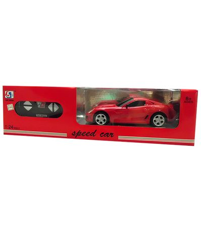 Coche-RC-Speed-Car-Rojo-Escala-1-24