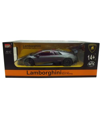 RC-escala-carro-01-14-Lamborgini-Dark-Gray