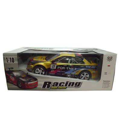 DTM-RC-Racing-Car-1-10-Scale-Laranja