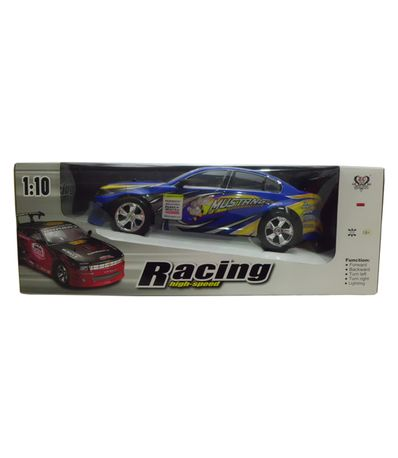 DTM-RC-Racing-Car-1-10-Escala-Azul