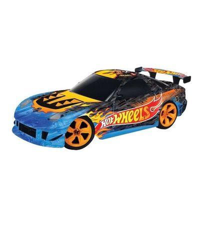 Carro-RC-Hot-Wheels-Azul-Negro