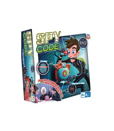 Juego-Spy-Code