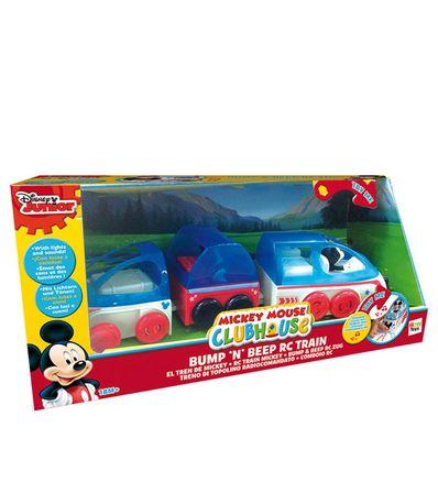 Remoto-Mickey-musica-Train