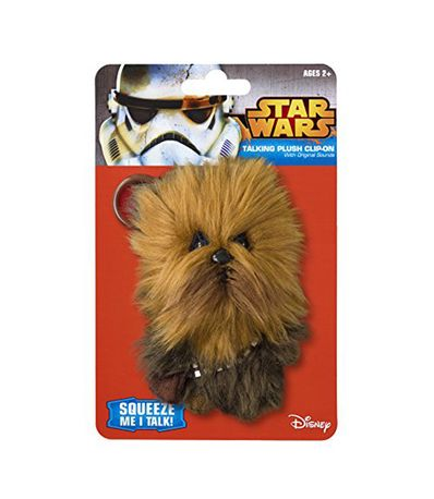 Star-Wars-Mini-Llavero-Chewbacca