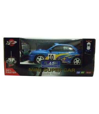Flash-azul-RC-carro-1-24-escala