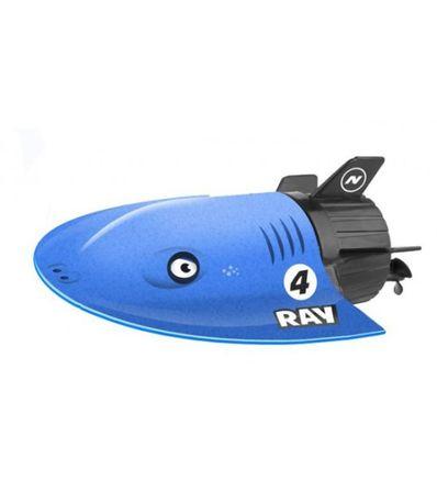 Submarino-RC-Ray-Azul