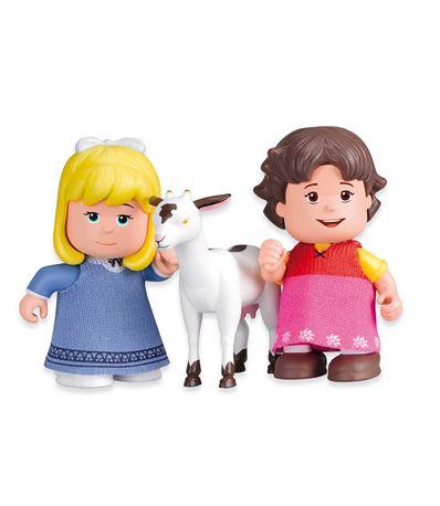 Heidi-Tubo-Clara-Heidi-Y-Blanquita