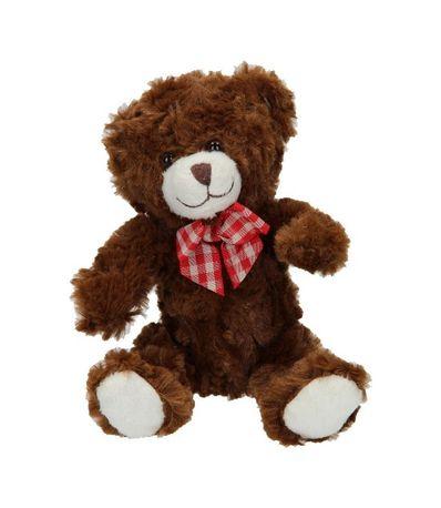 20-centimetros-Teddy-Bear-classico-Dark-Brown