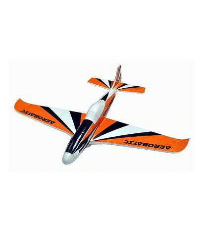 Avioes-Glider-maquete-Laranja-Mao
