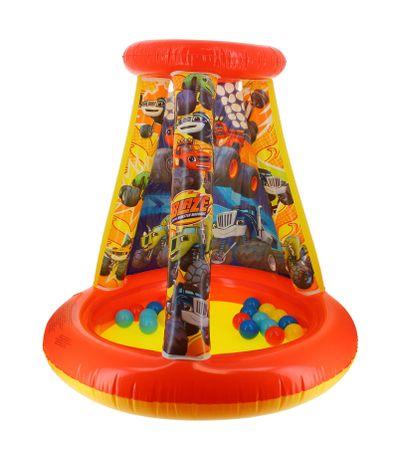 Blaze---The-Monster-Machine-Playland-con-20-Bolas