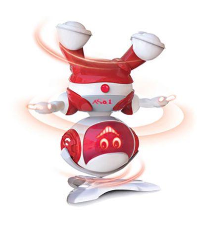 Robot-Bailarino-Vermelho