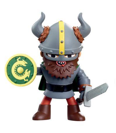 World-Of-guerreiros-Figura-Gunnar