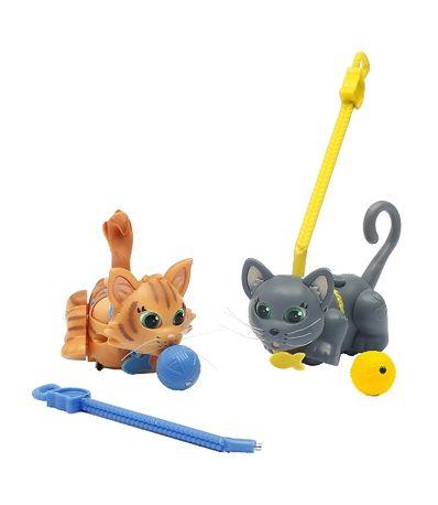 Pet-Parade-2-gatinhos-cinza-e-laranja