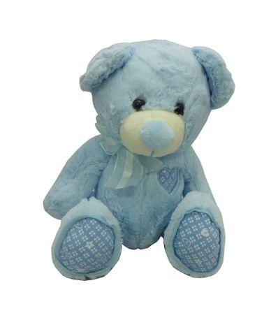 Urso-de-peluche-azul