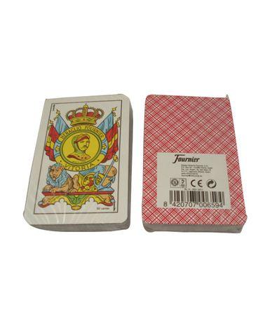 Baraja-Espanhol-Red-nº35