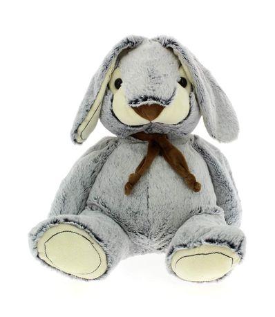 Peluche-Conejo-40cm-Marron-Claro