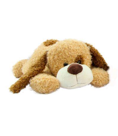 50-centimetros-Plush-filhote-de-cachorro-Deitado-Creme