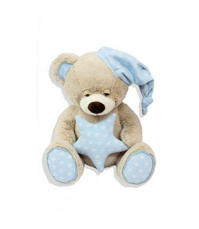 Urso-de-peluche-com-blue-moon-30-cm