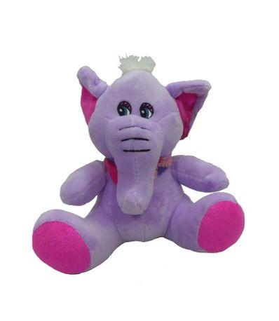 Peluche-Elefante-Rosa-20-cm