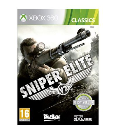 Sniper-Elite-V2---Reedicion---XBOX-360