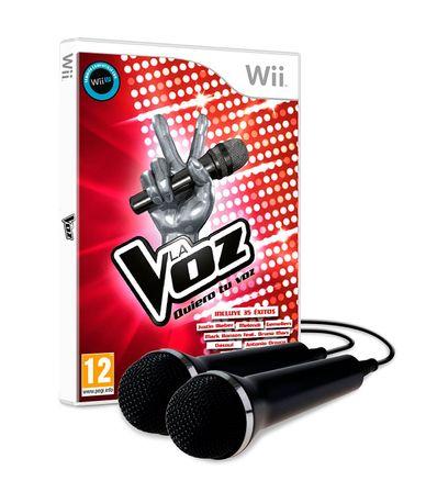 La-Voz--Quiero-Tu-Voz---2-Microfonos-WII