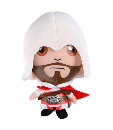 Figura-Assasins-Creed-Ezio-Peluche-Blanco