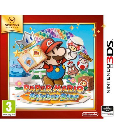 Paper-Mario--Sticker-Star---Reedicion---3DS