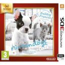 Nintendogs---Gatos--Bulldog---Selects---3DS