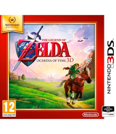 Zelda--Ocarina-Of-Time-3D---Reedicion---3DS