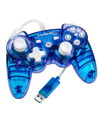 Mando-Con-Cable-Rock-Candy-Azul