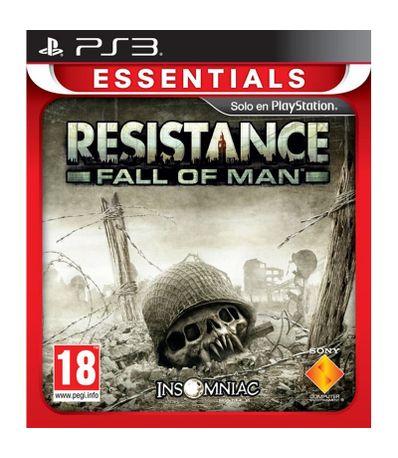 Resistance--Fall-Of-Man---Reedicion---PS3