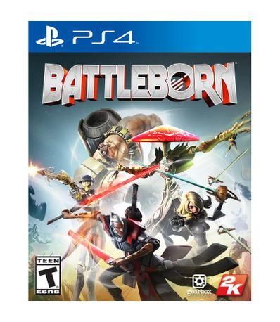 Battleborn-PS4
