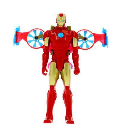 Los-Vengadores-Ironman-con-Vehiculo