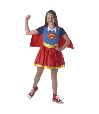 Supergirl-Disfarce-Infantil