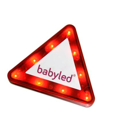 Babyled-Triangulo-luminoso-vehiculo