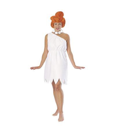 Wilma-Picapiedra-Disfraz-Adulto
