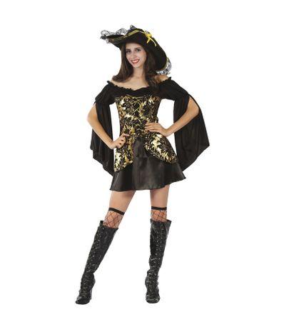 Disfarce-de-Pirata-Mulher-Tamanho-38
