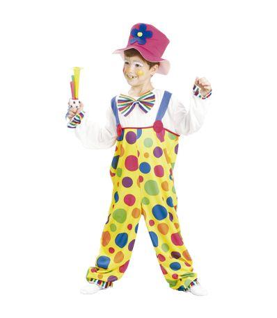 Disfraz-de-Payaso-Infantil