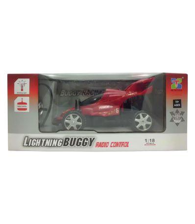 Coche-RC-Buggy-Racing-Rojo-Escala-1-18